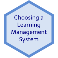 Choosing a Learning Management System